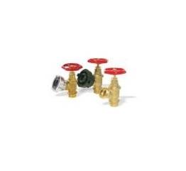 Hydrantový ventil D 25 mosadzný