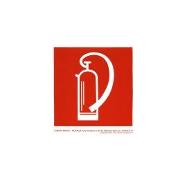 Piktogram – označenie stanovišťa hasiaceho prístroja